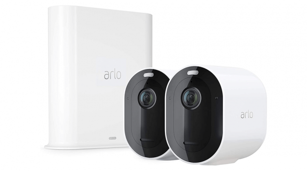 Arlo (VMS4240P) Pro 3 – Wire-Free Security 2 Camera System