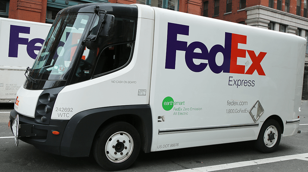 Buying a FedEx Route