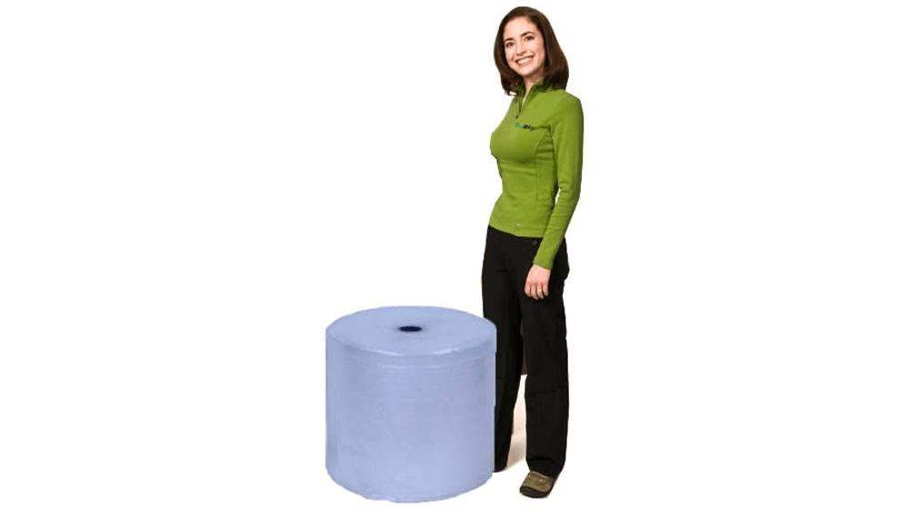 EcoBox 24-Inch x 300-Feet Biodegradable Bubble Cushion Wrap