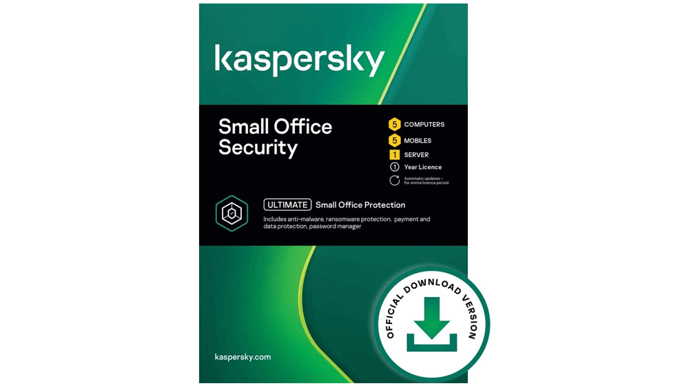 Kaspersky Small Office Security 8 Standard
