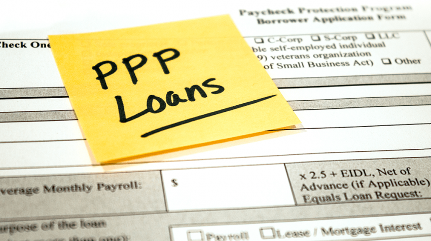 PPP Loans Now Available