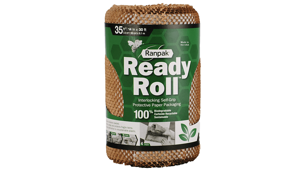 Ranpak Ready Roll Geami Protective Paper Cushioning Wrap