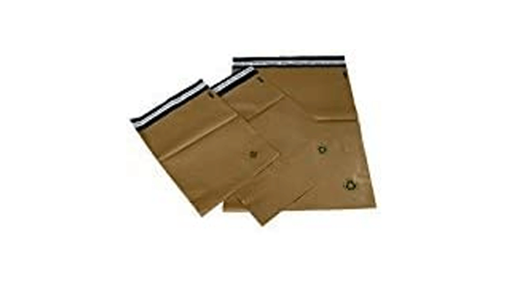 Unlined Biodegradable Self-Seal Poly Mailing Bags