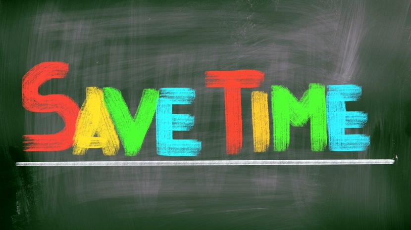 save time in business