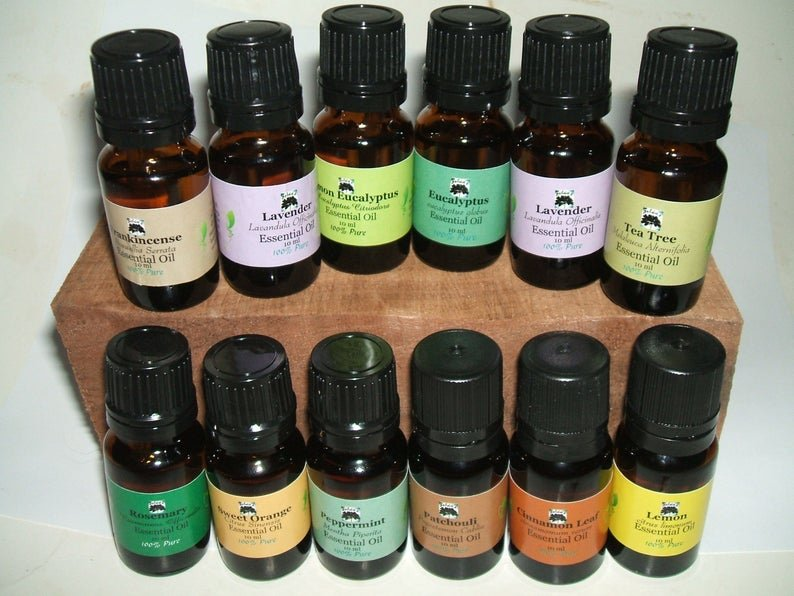 essential-oil-businesses