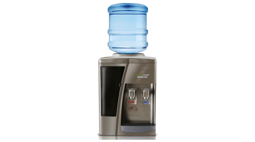 Nutrichef Countertop Water Cooler Dispenser
