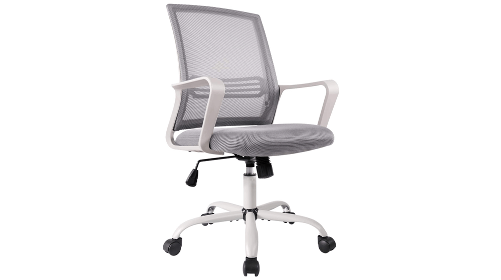 Office Chair, Mid Back Mesh Office Computer Swivel Desk Task Chair