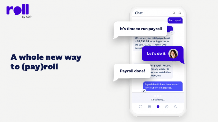 Reimagined Way to Do Payroll