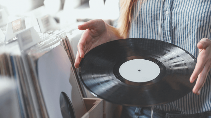 nearly 12million vinyl records sold