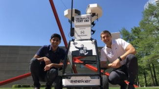 robotic quarterback to help athletes