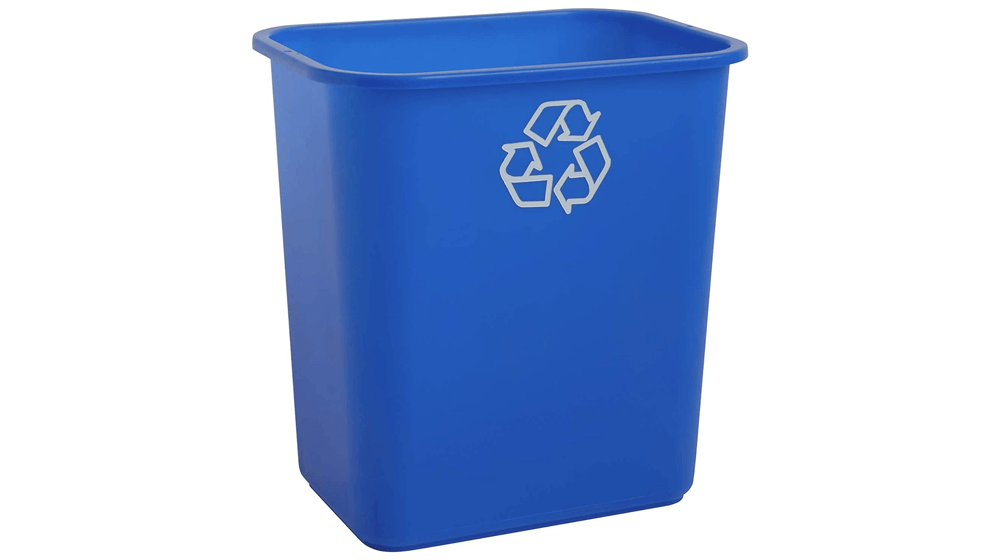 United Solutions WB0084 Recycle Wastebasket