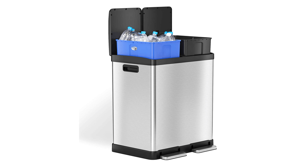 Finest Recycling Bins for the Workplace