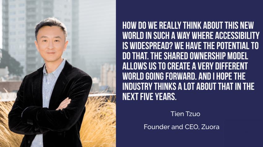 tien tzuo subscription economy