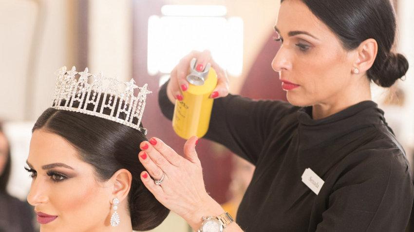 beauty secret to the wedding industry