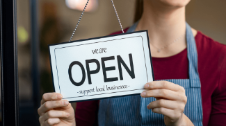 small business reopening plan