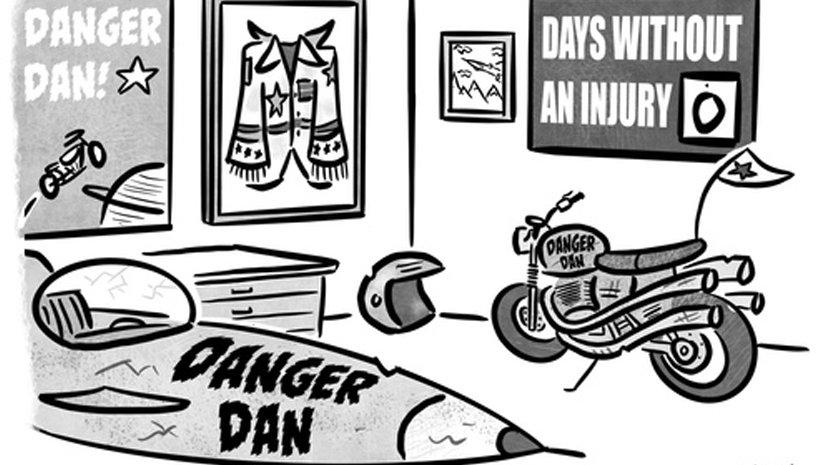 job safety cartoon