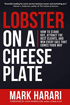 Lobster on a Cheese Plate (1)