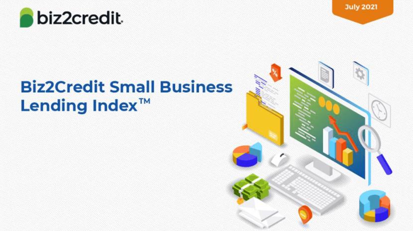 biz2credit lending index