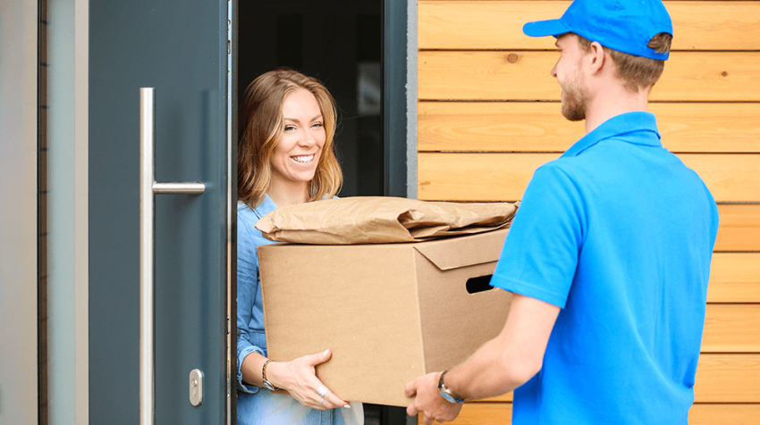 delivery service for small businesses