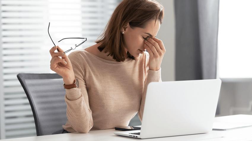overload of online meetings