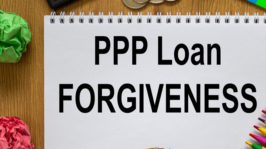 PPP loan forgiveness application deadline