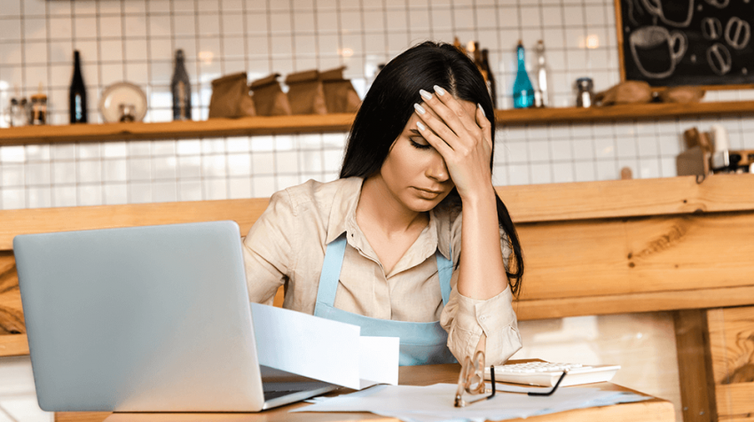 small businesses shutdown fear