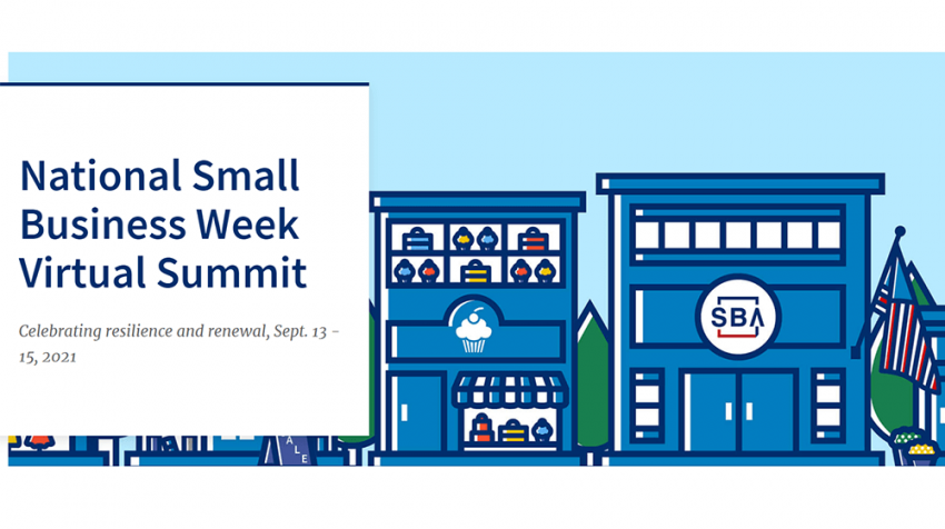 national small business week 2021 schedule
