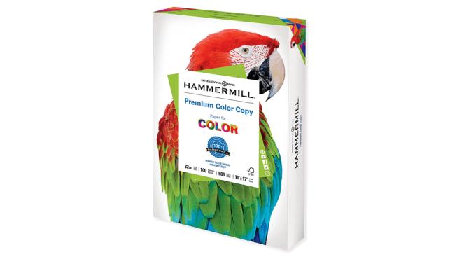 Hammermill Printer Paper, Premium Color 32 lb Copy Paper