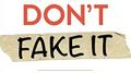 Make It, Don't Fake It