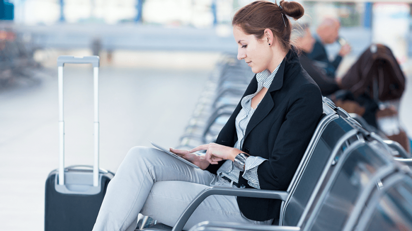 business travelers taking fewer trips