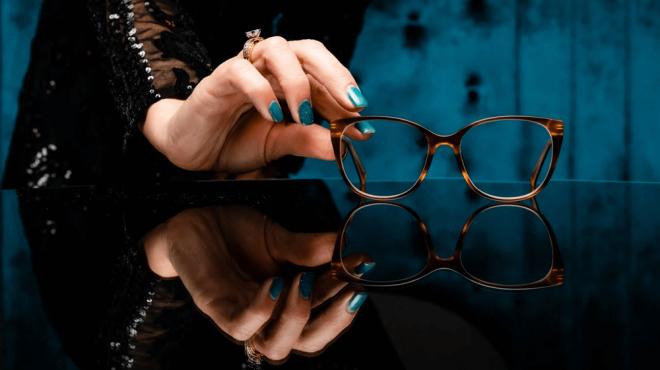 custom reading glasses