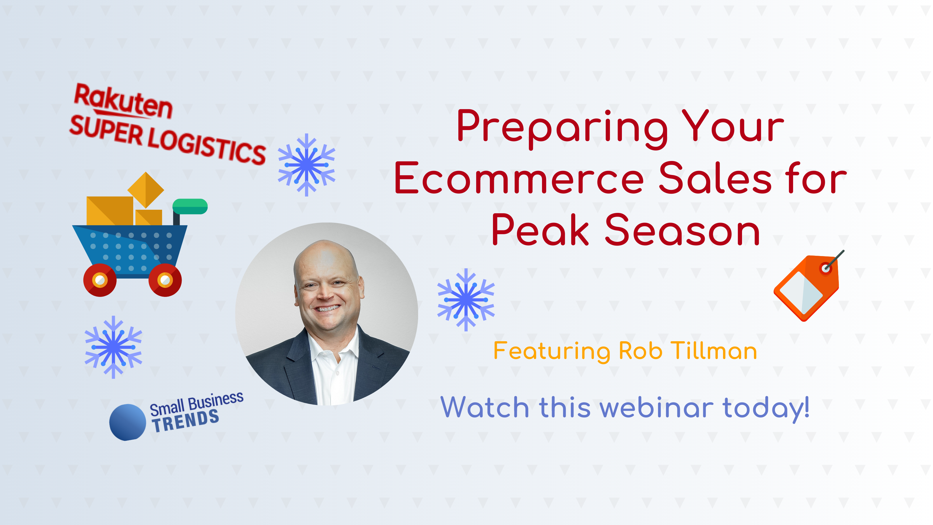 Free Webinar: Preparing Your Ecommerce Sales for Peak Season and Beyond