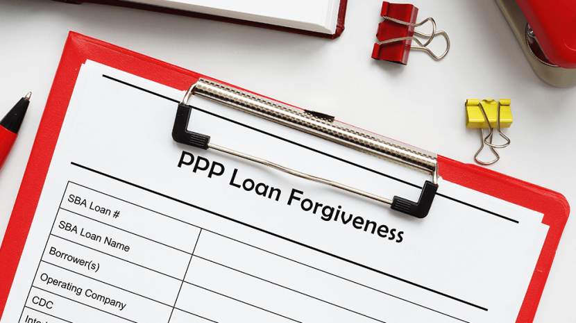 ppp loan forgiveness with sba portal