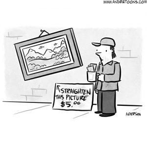 know your target market cartoon