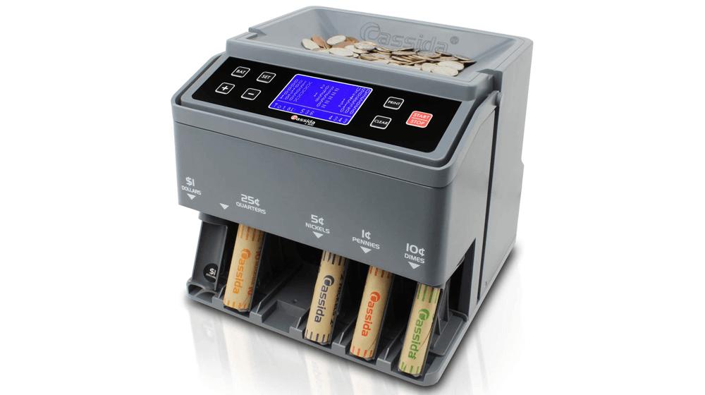 Cassida C300 Professional USD Coin Counter