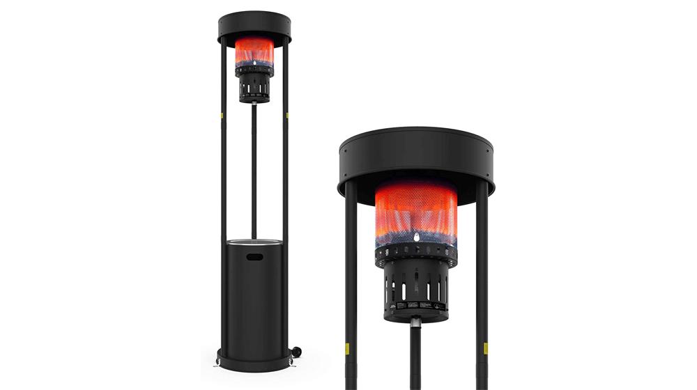 Terra Hiker 55,000 BTUs Outdoor Patio Heater