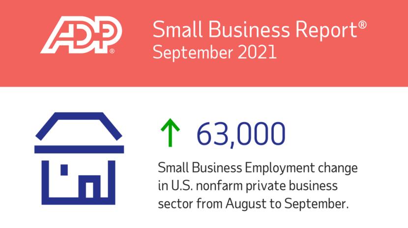 adp report september 2021