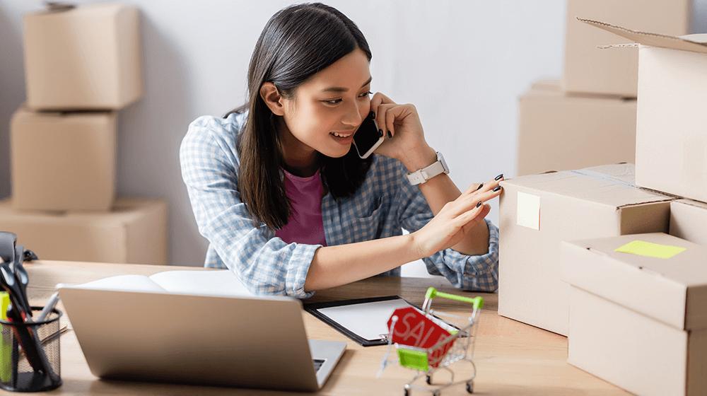 e-commerce small businesses