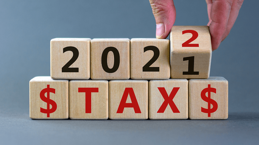 pending tax changes