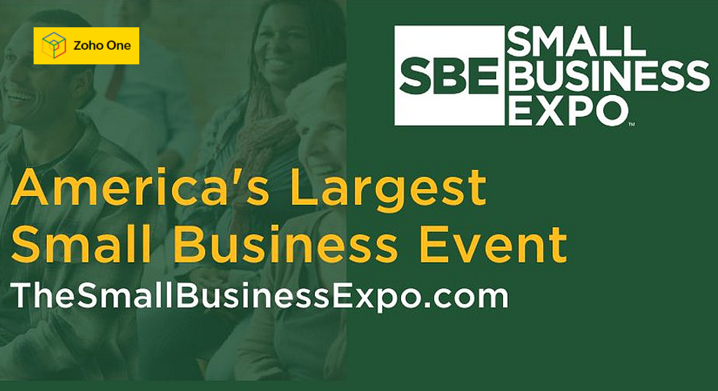 Small Business Expo Relies on Zoho One for Its Expansion